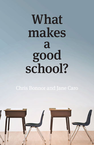 Chris Bonnor and Jane Caro: What makes a good school?