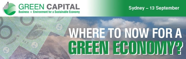 Where to now for a green economy? banner