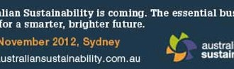 Australian Sustainability Conference & Exhibition