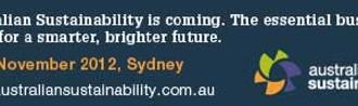 Australian Sustainability Conference & Exhibition