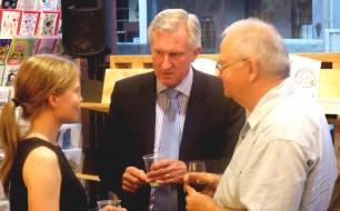 Miriam Lyons, John Hewson & Brian Toohey