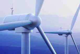 wind turbines photo detail © JohanSwanepoel
