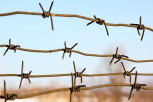 barbed wire © Arrows Fotolia.com