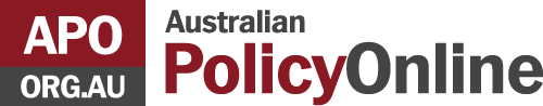 Australian Policy Online logo