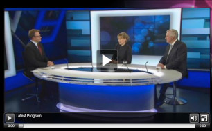 John Baron, Miriam and John Hewson on The Drum, 14 May 2013
