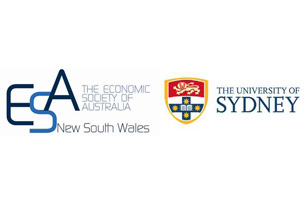 Economic Society NSW and Sydney Uni logos