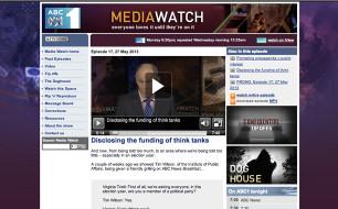 Media Watch 270513