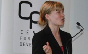 Miriam speaking in Sydney 2012