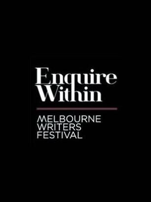 Melb Writers' Fest text logo