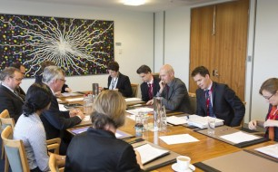 G20 Treasury meeting