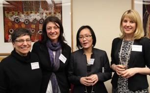 Asylum policy roundtable reception