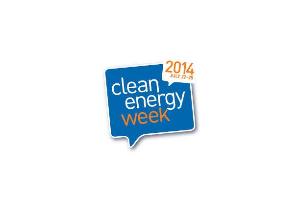 clean energy week logo